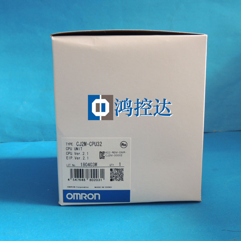 Brand New Original   / Programmable Controller CJ2M-CPU32