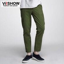 Cheap Green Pants Men