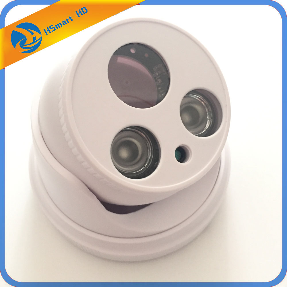 New CCTV Dome Camera Security CCTV IR LED Camera Housing ABS (include IR LED) CCTV Accessories For 1080P AHD CTV TVI WIFI Camera ahd камера ctv hdb2810 a e
