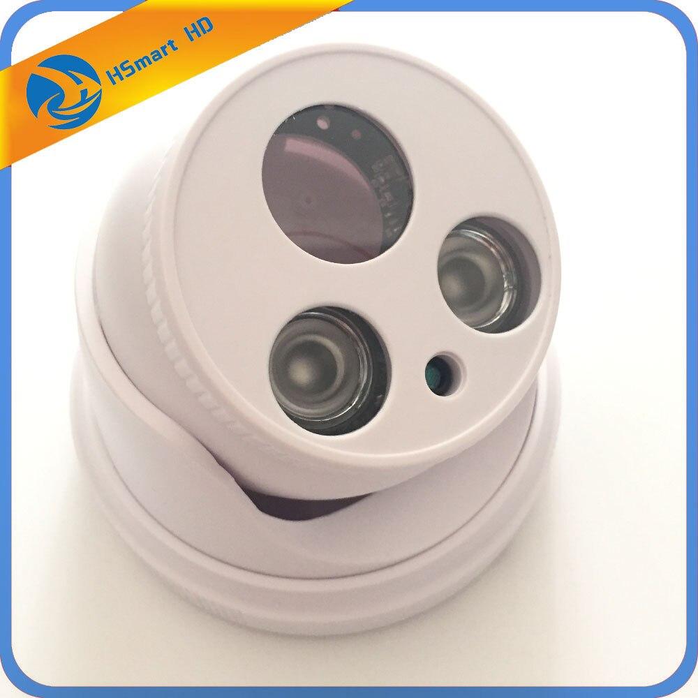 New CCTV Dome Camera Security CCTV IR LED Camera Housing ABS (include IR LED) CCTV Accessories For 1080P AHD CTV TVI WIFI Camera