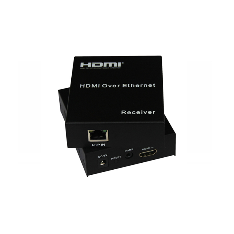 120M HDMI extender With IR over cat5e/6 TCP/IP One-to-many HDMI extender a pair Transmitter and Receiver with retail package 80 channels hdmi to dvb t modulator hdmi extender over coaxial