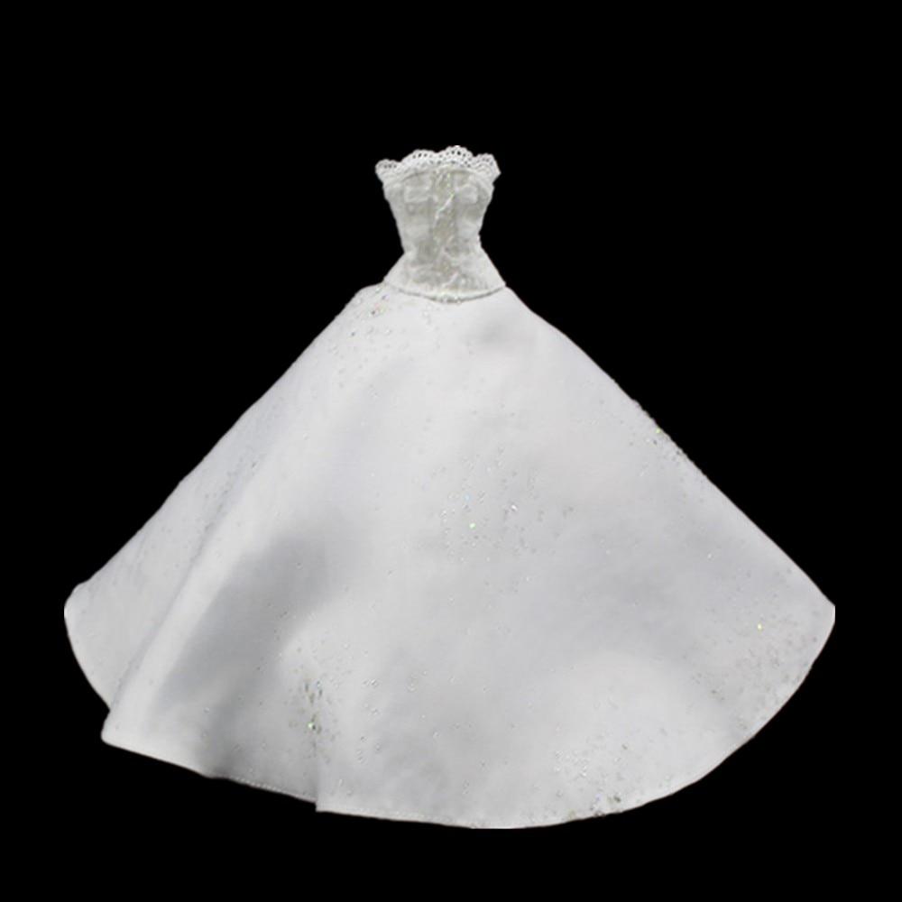 Neo Blythe Doll White Wedding Dress 2