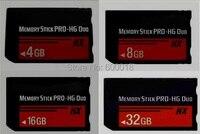L h2testw memória ram  grande capacidade  alta velocidade  ms hx 4gb 8gb 16gb 32gb 64gb cartões de memória da vara pro duo psp sem rachadura não pode usar