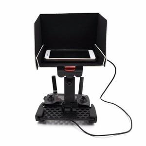 Image 3 - 4 12 inch Phone Tablet Holder Remote Control Extended Holder Bracket for DJI Mavic Mini 2 Pro/Zoom Air 2 FIMI X8 SE Transmitter