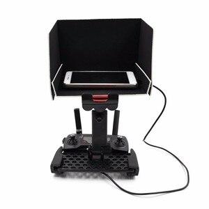 Image 3 - Держатель для телефона и планшета 4 12 дюймов, дистанционное управление, расширенный держатель, кронштейн для передатчика DJI Mavic Mini 2 Pro/Zoom Air 2 FIMI X8 SE