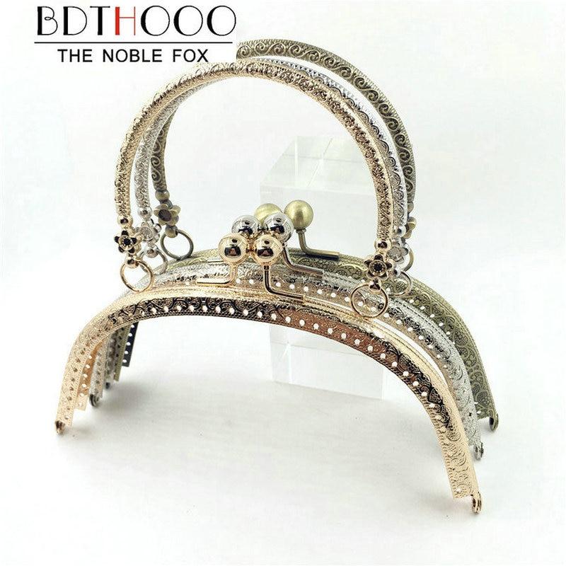 16.5-Copper-F-WS-DZ bag clasp handle for handbag (1)