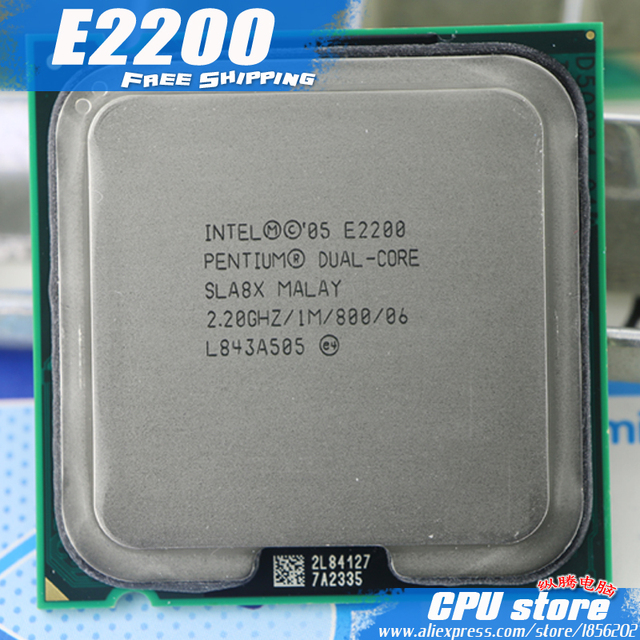 INTEL PENTIUM DUAL CPU E2200 DRIVER DOWNLOAD