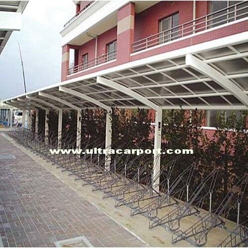 M Overarching type Car Shelter,Aluminium Canopy,Aluminum ...