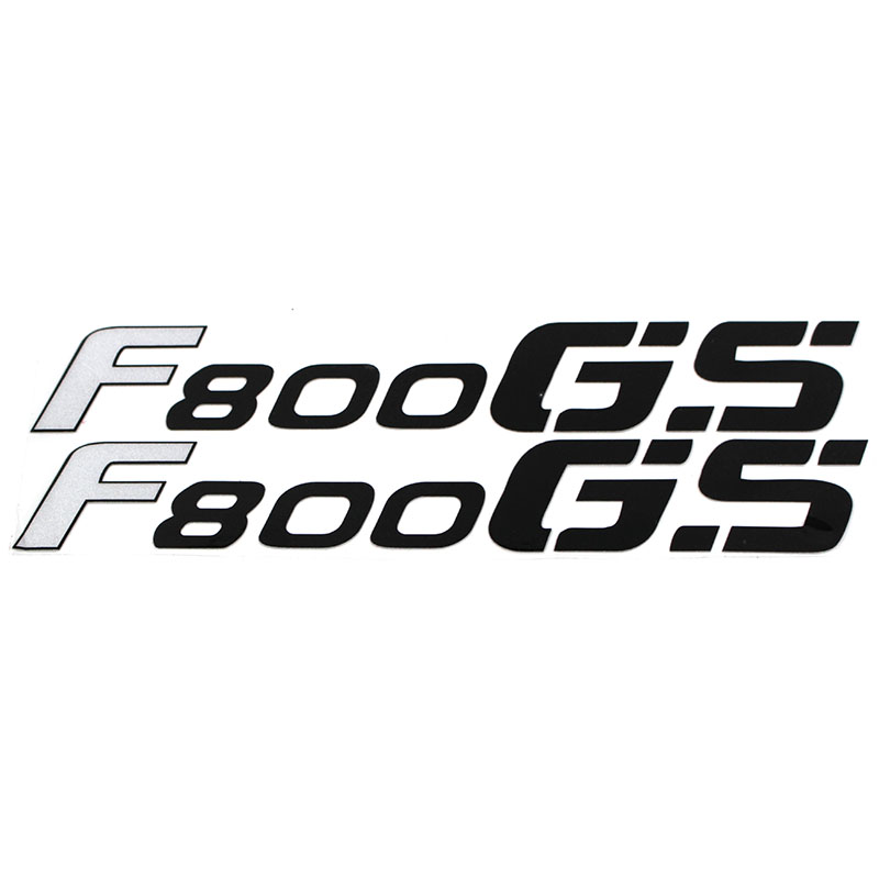 Motorcycle Sign Reflective Sticker On The Whole Decorative Decal FOR BMW F800GS F800 GS