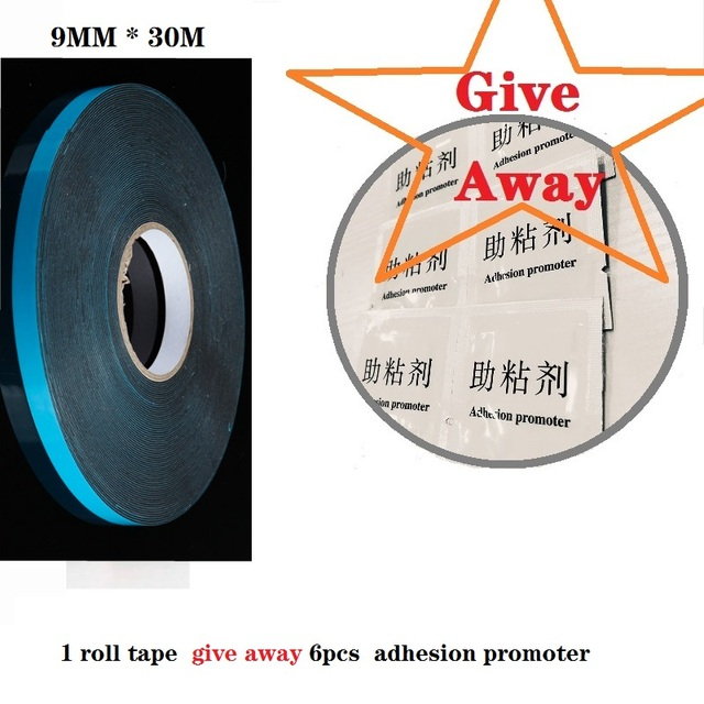 $ 2.45 1x Double Sided Tape Adhesive Tape Sticker For Phone Lcd Pannel Screen Car Screen Repair Accessories Giveaway adhesion promoter