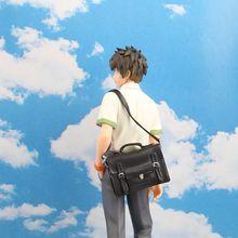 Kimino Na Wa (Your Name) Miyamizu Mitsuha and Tachibana Taki 2 Figures