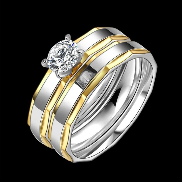 line Shop Free Shipping Couple Rings Korean Men and Women