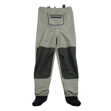 Fly fishing Chest Waders Rafting wear waterproof wader, wading pants overalls with Stocking Foot
