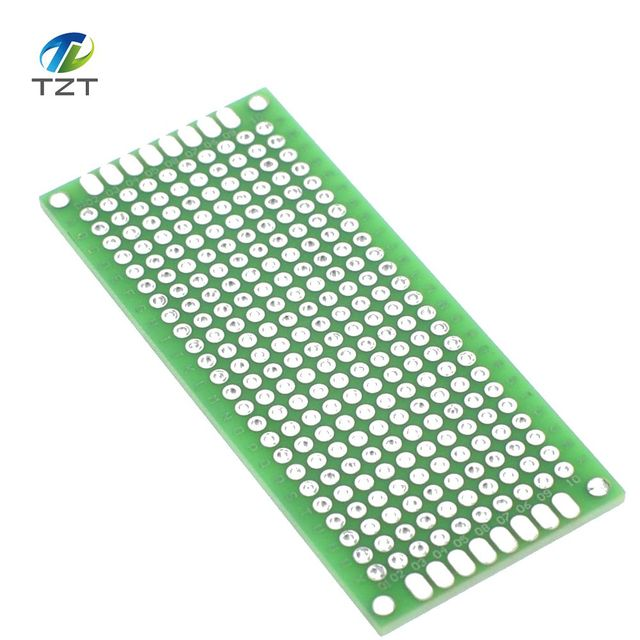 10pcs/lot 3cm x 7cm Double Side prototype pcb, 3*7 Proto Board 3X7cm