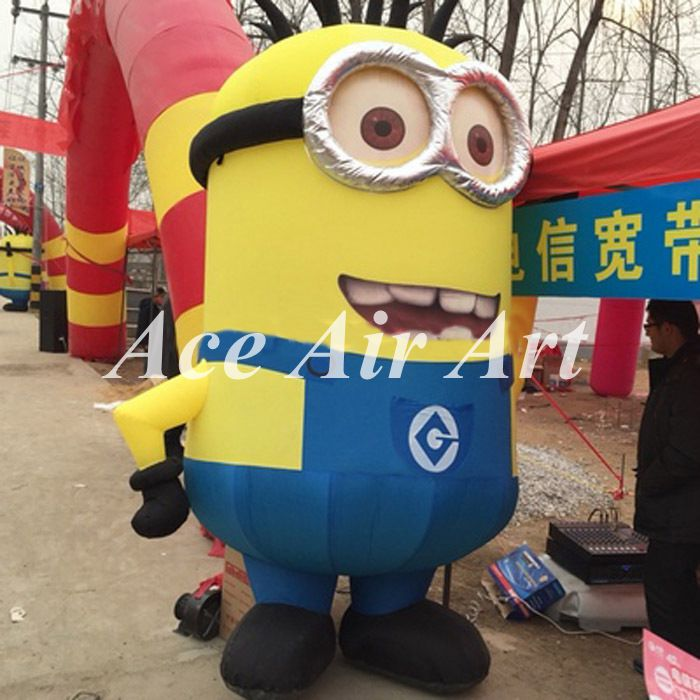 Ourdoor Advertising Inflatable Despicable Me Minion
