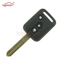 Nie chip klucz zdalny 3 przycisk 315Mhz dla Nissan 350Z Navara Pathfinder Micra Almera uwaga x-trial Qashqai kigoauto