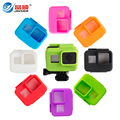Gopro Camera Accessories Soft Silicone Case Cover for Gopro Hero 5 Black Housing Case Bag Frame Protector