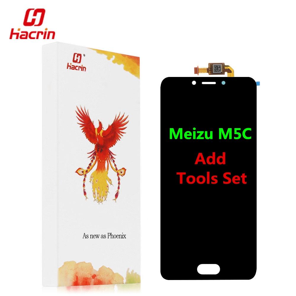 Meizu M5C LCD Display Touchscreen 5,0