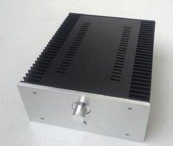 Seria BRZHIFI BZ2612 podwójny grzejnik aluminiowy do wzmacniacza mocy