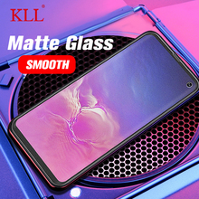 Matte Tempered glass for Samsung Galaxy S10E J3 J4 J6 Plus J5 J7 Prime J8 9H Screen Protector Film No Fingerprint Frosted Glass