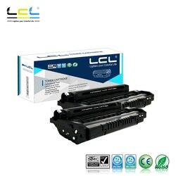LCL ML1710D3 SCX-4100D3 SCX-4216D3 4100D3 (2-Pack czarny) kaseta z tonerem kompatybilne z Samsungiem ML-1510 1520 1520 p 1710 1740