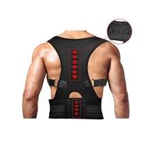 Good Healthy Posture Corrector Support Magnetic Back Shoulde