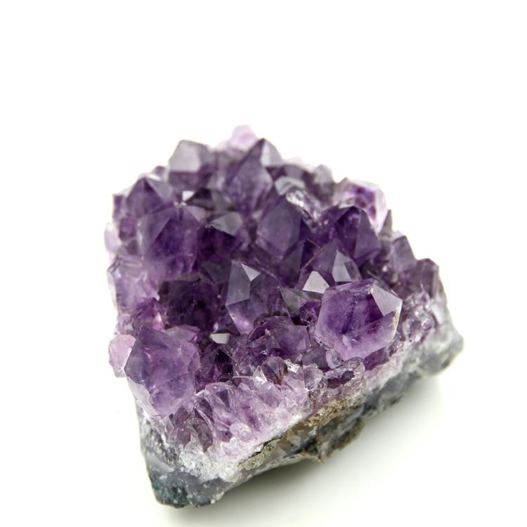 2018 Hot 120 180g 100 Natural Uruguay Amethyst Crystal