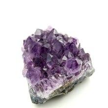 Natural Amethyst Crystal Cluster