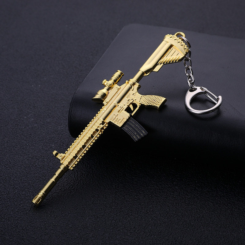 Weapon Keychains (26)
