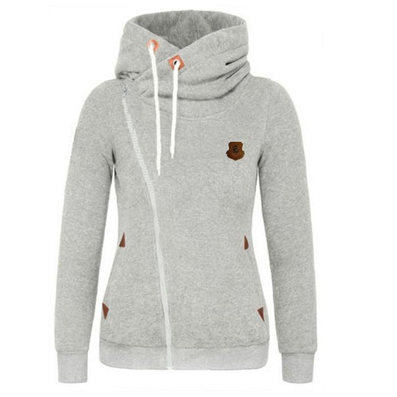 Women hoodies 2016 Autumn outerwear fashion casual ...