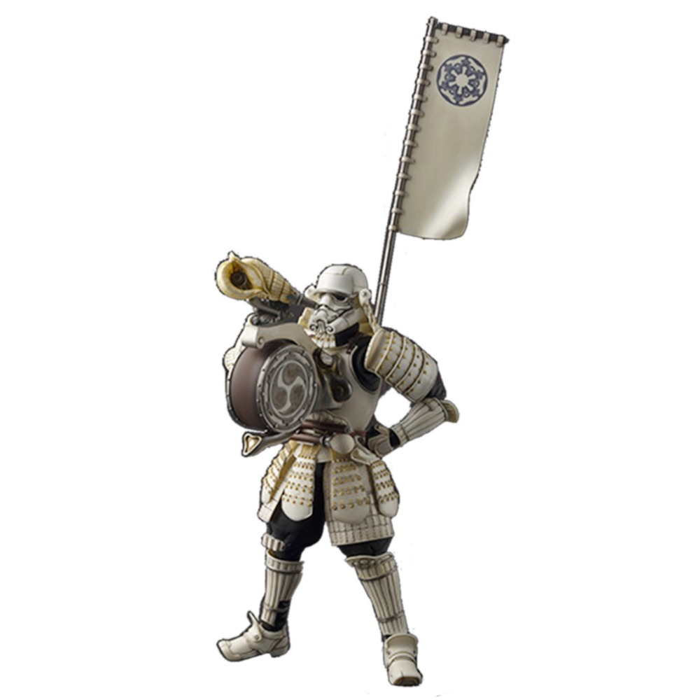 Movie Realization Movie Taikoyaku Storm Trooper Action Figure Collection Gift for Christmas Hasbro102 Free Shipping