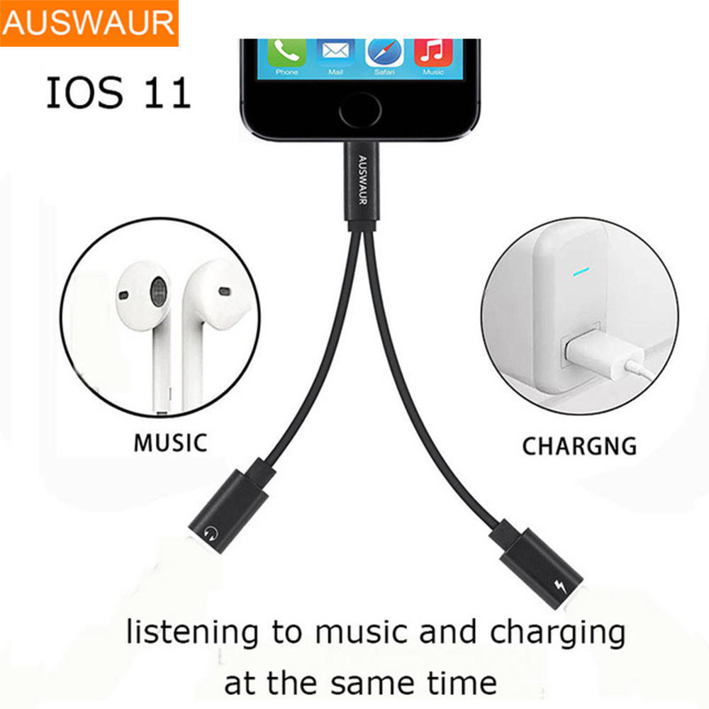 Iphone Microphone Adapter Cable
