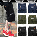 New York Best Version Army Military Shorts Men Hip Hop High Quality Summer Bermuda Camo Shorts High Quality Pocket Shot Shorts