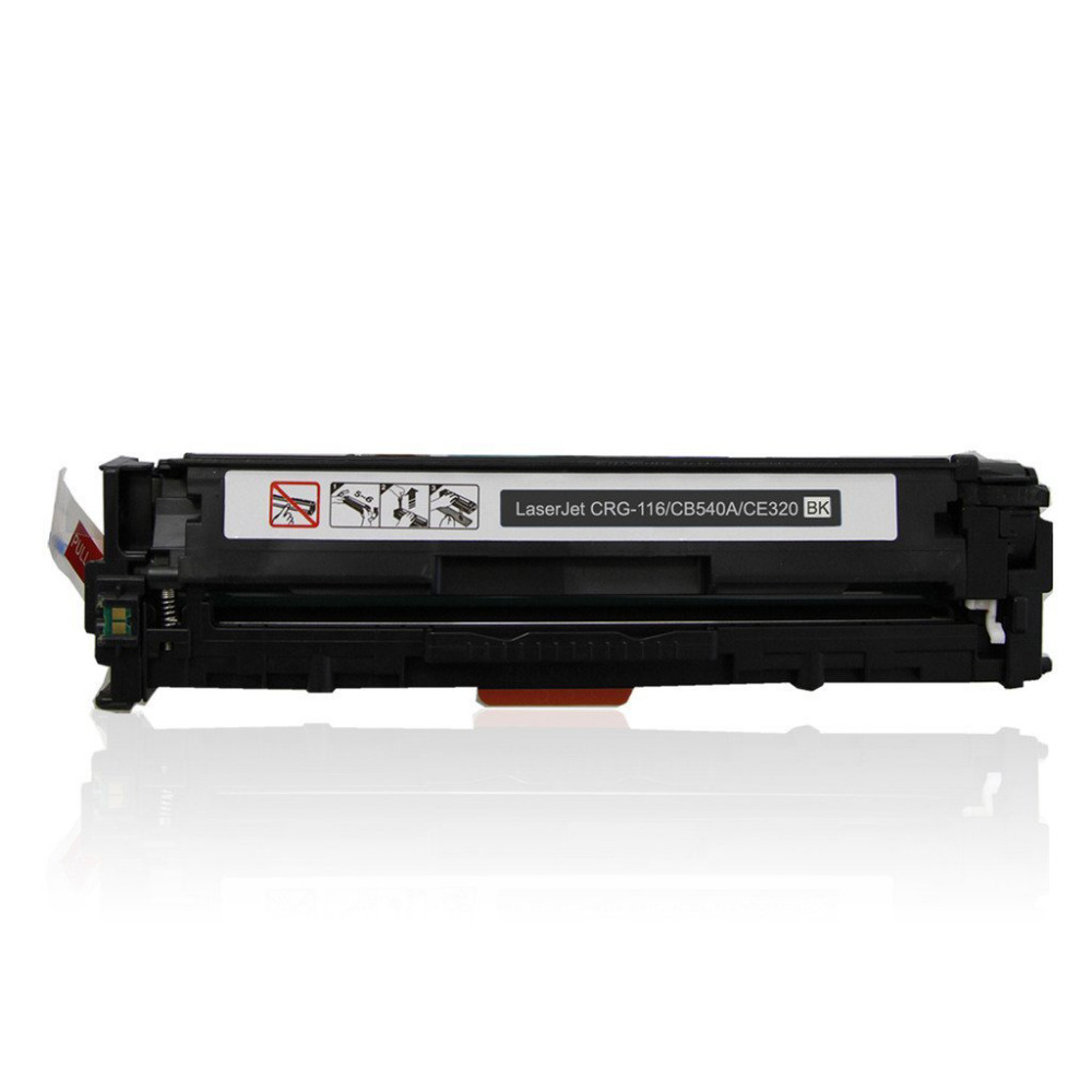 ФОТО Hisaint Listing Compatible Toner Cartridges Replacement for HP CB436A (1 Black 1 Pack)For HP LaserJet P1505 M1120 M1522 (90r)