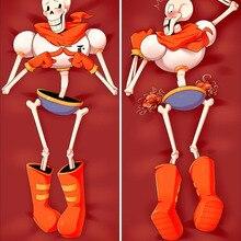 Дакимакура с аниме-обниматься тела Чехол-150 см новые SM1666a- Папирус из андертейл