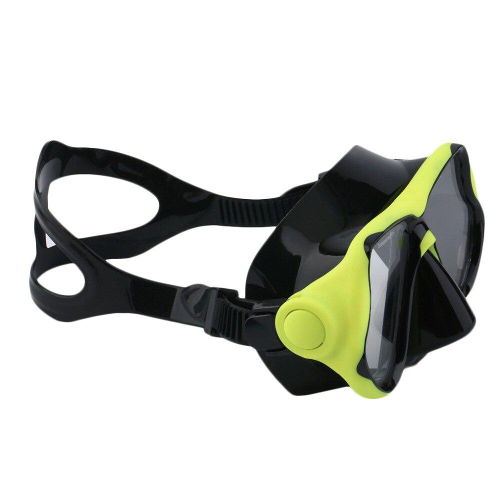 Cámara de Montaje Anti-Niebla a prueba de agua de Buceo Máscara de Buceo Snorkel Gafas de Natación envío libre P5