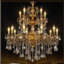 Новая мода, латунный цветной люстра, светильник s K9, кристаллы, медная лампа, медная латунная люстра, светильник, антикварный светильник ing
