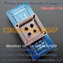 PLCC44 to DIP40 Programmer Adapter Socket IC Test