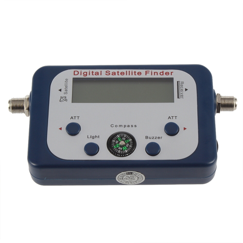 Original Digital Satellite Signal Meter Finder Compass,Buzzer,LCD,ATT,DISH