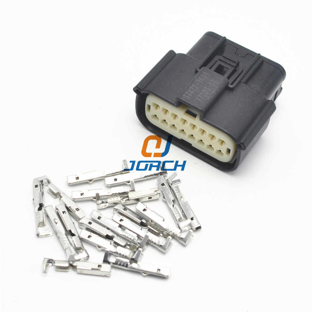 Detail Feedback Questions About High Quality 35 Pin 776164 1 Tyco Molex Wiring Harness 16 Auto Cable Connector 33472 1606 Electric Plug 1740