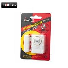 Wireless Home Security Door Window Entry Alarm warning System Magnetic Sensor