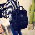 Fashion Women Backpack 2017 Newest Stylish Cool Black Backpack Female Hot Sale Women Shoulder Bag Preppy Style School Bags