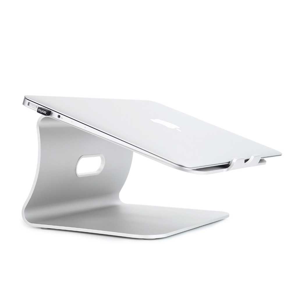 все цены на  Spinido Laptop Stand Notebook Stand Desktop Holder Tablet Stand Bracket Premium Quality Aluminum Cooling for Apple Macbook  онлайн