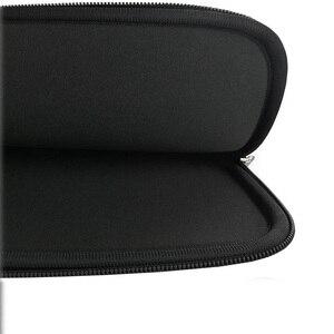 Image 3 - Weiche Laptop Tasche Für xiaomi Dell Lenovo Notebook Computer Laptop für Macbook air Pro Retina 11 12 13 14 15 15,6 Hülse Fall Abdeckung