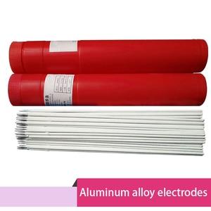 10pcs Pure Aluminum Welding Rods Aluminum Alloys Al-Si Al-Mn Al-Mg Electrodes Solder Stick AL109 AL209 AL309 AL409
