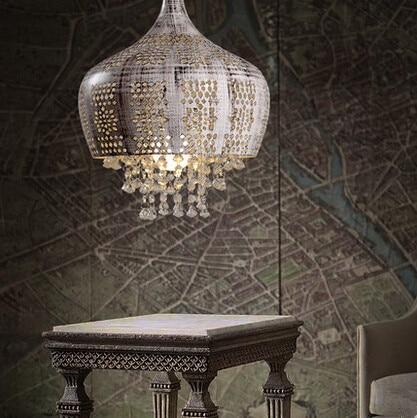 Nordic Through-Carved Crystal Loft Industrial Vintage LED Pendant Lights For Bar Dinning Home Lighting Suspension Luminaire kanamarlapudi anilkumar entrepreneurship development through industrial estates