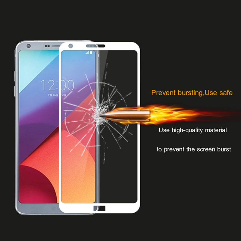 High Quality Full Cover Tempered Glass For LG G6 Toughened