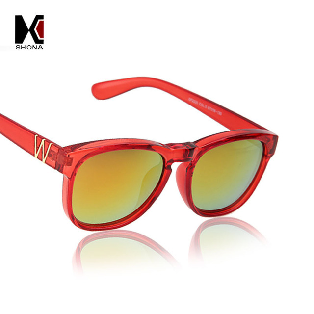 New Fashion Sunglasses Women  Mirror Style