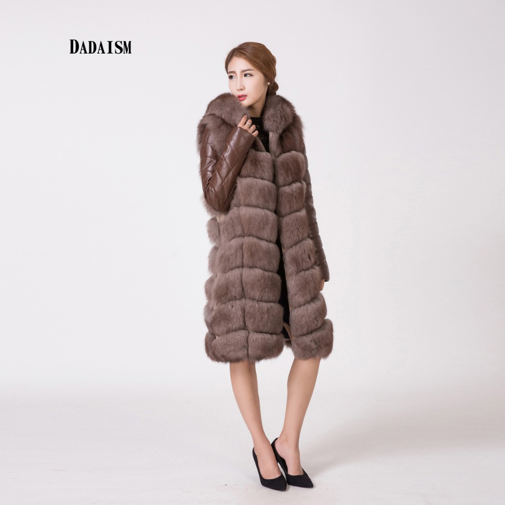 2016 the new fashion font b women s b font longer fur font b coat b