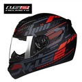 New  color LS2 FF352 Fashion Design Full Face Motorcycle Helmet Racing Scooter Helmets ECE DOT Approved Capacete Casco Moto